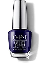 OPI Infinite Shine, Indignantly Indigo, 0.5 Fl Oz
