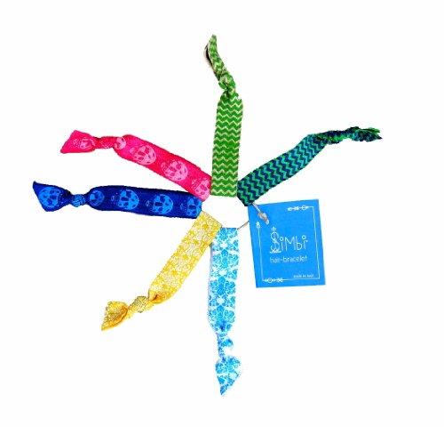 Simbi hair bracelet PAK ZigZag Damask product image