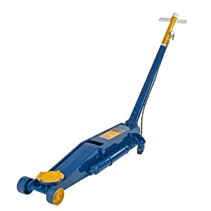 Hein-Werner HW93667 Blue Service Jack - 4 Ton Capacity