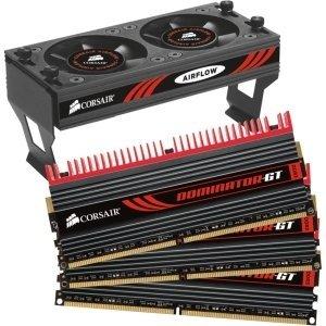 Corsair Dominator GT CMT12GX3M3A2000C9 12GB DDR3 SDRAM Memory Module - 12 GB (3 x 4 GB) - DDR3 SDRAM - 2000 MHz DDR3-2000/PC3-16000 - Retail - CMT12GX3M3A2000C9