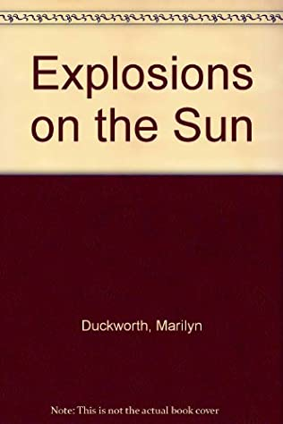 book cover of Explosions On the Sun