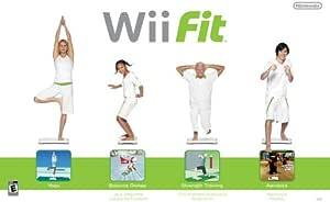 Usado: Jogo Wii Fit - Wii -