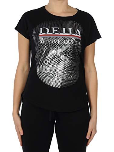 T B9487110009 Deha Colore Ss19 shirt Stagione Art Nero Donna SwzqSPr