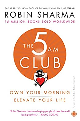 5 AM Club by Robin Sharma