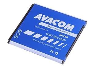 AVACOM batería de repuesto para Sony Xperia Arc/Arc S (3,7 V, 1500 mAh)