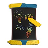 Tablero de escritura LCD Boogie Board Scribble and Play en color + Stylus Smart Paper para dibujar en eWriter Edades 3+