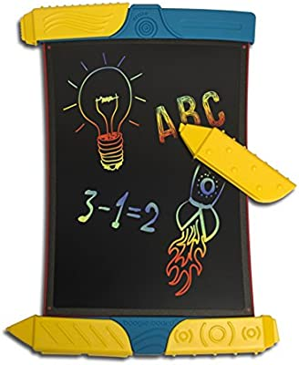 Boogie Board Scribble and Play Color LCD Writing Tablet + Stylus Smart Paper for Drawing eWriter Ages 3+ - 10151133 , B01FZMOUQM , 285_B01FZMOUQM , 1093067 , Boogie-Board-Scribble-and-Play-Color-LCD-Writing-Tablet-Stylus-Smart-Paper-for-Drawing-eWriter-Ages-3-285_B01FZMOUQM , fado.vn , Boogie Board Scribble and Play Color LCD Writing Tablet + Stylus Smart