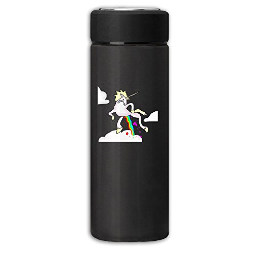 Frosted Stainless Steel Vacuum Insulated Tumbler Coffee Cup Unicorn Done A Boo Business Cups 350ml