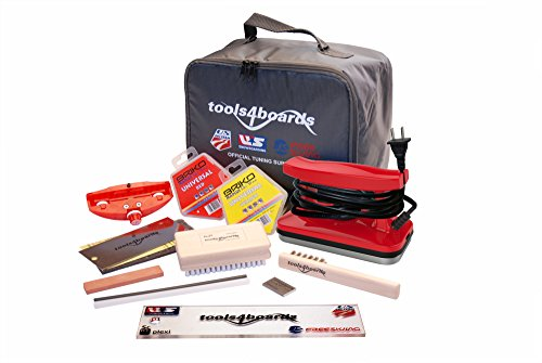 Tools4Boards GLOBAL Snowboard SuperStation Tuning Kit by Tools4Boards