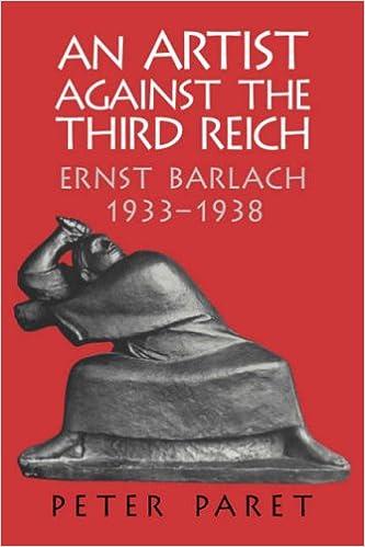 Read An Artist against the Third Reich: Ernst Barlach, 1933-1938 PDF, azw (Kindle), ePub, doc, mobi