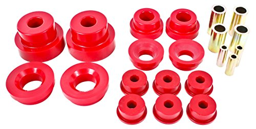 (BMR Suspension BK030 Camaro Rear Cradle Bushing Kit (10-15))