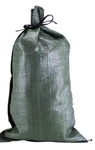 4in 1 Patrol Jacket - Large Green Polypropylene Sand Bag Reinforce Barrier Flood Rain Control Sandbags
