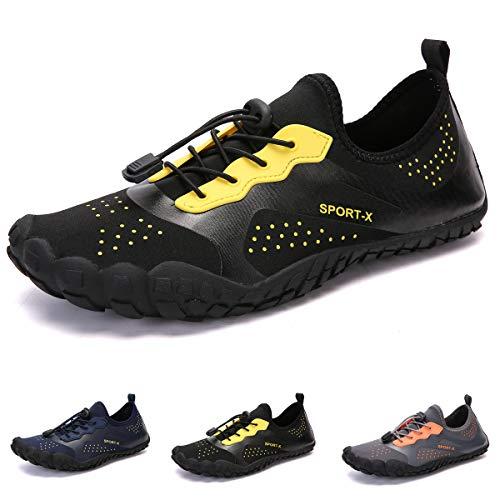 Chaussures Femmes Pour D'eau Scieu Jaune 6XqwvC