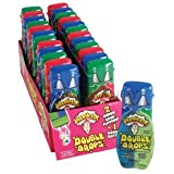 Warheads Super Sour Double Drops 1.01 oz: 24 Count