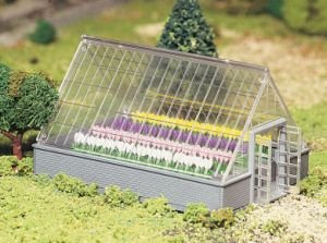 Bachmann Industries GreenHouse with Flowers Set, O for sale  Delivered anywhere in USA