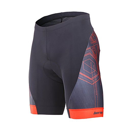 Beroy Men's Comfortable Bicycle Cycling  - Padded Riding Shorts Shopping Results