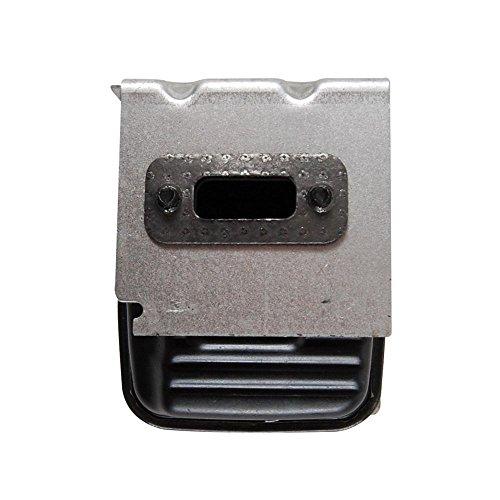 (Mtd 753-06418 Line Trimmer Muffler Assembly Genuine Original Equipment Manufacturer (OEM))