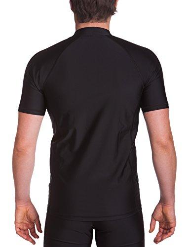 Nero Maglietta nbsp;shirt Fit Water Iq 300 Uv company Sport Slim Iz5qwF4Hn