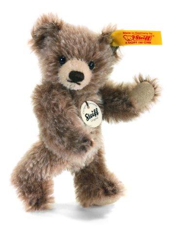 Mini Mohair Bear (Steiff Mini Teddy Bear, Brown)