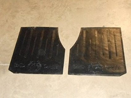 BadDawng Accessories 693-6710-00 Polaris Ranger Xp 900 Floor Mats