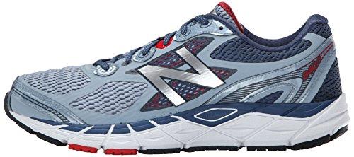 NEW BALANCE Zapatillas Running Hombre 840V3487841–�?0 Grey / Red