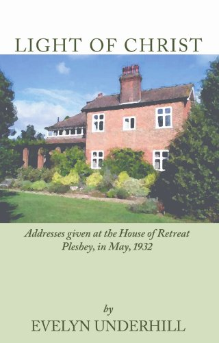 resses given at the House of Retreat Pleshey, in May, 1932 ()
