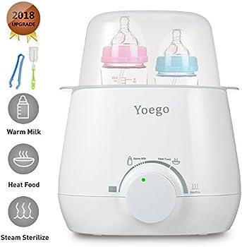 Yoego 3-in-1 Baby Bottle Warmer