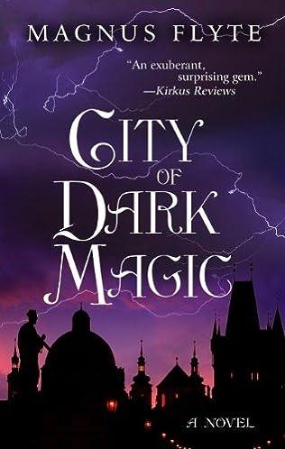 book cover of City of Dark Magic