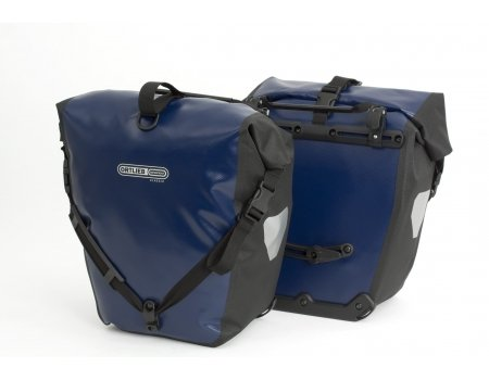 Ortlieb Roller - Ortlieb Back Roller Classic Blue Saddle bags 2016