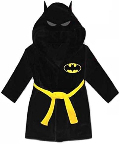 Batman : DC COMICS Grauer Bademantel