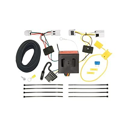 Super Amazon Com Draw Tite T Connector Hitch Wiring Kit Nissan Nv1500 Wiring Cloud Ratagdienstapotheekhoekschewaardnl