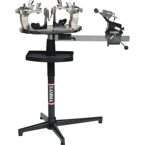 (Gamma 5003 with 6-PT Mounting System, Black/Silver)