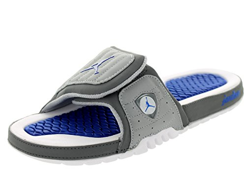 19dd534d9670 Nike Jordan Men s Jordan Hydro XIV Retro White Gm Royal Cl Gry Wlf Gry  Sandal 9 Men US - Buy Online in UAE.