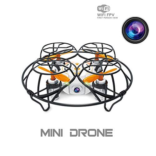 RC Drone with Camera RC FPV Drone RC Drone 2.4GHZ RC Video Drone Mini RC Quadcopter Drone for Kids Beginner Adults,DIY Model D26CI