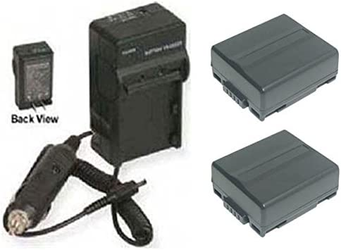 LCD USB Battery Charger for Hitachi DZ-BX31A DZ-BX35A DZ-BX37A Camcorder