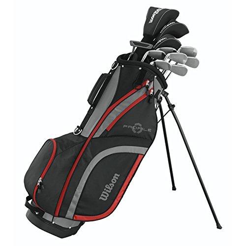 Wilson Men's Profile XLS Complete Package Golf Set
