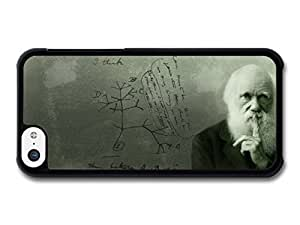 AMAF ? Accessories Charles Darwin Silence Tree of Life case for iPhone 5C