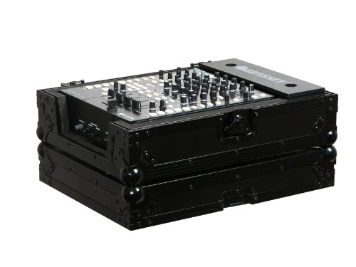 Odyssey FZ12MIXBL DJ Mixer Case (Mixer Labels)