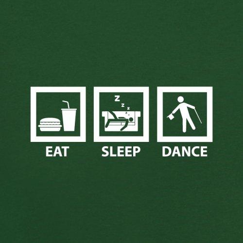Couleur Sweat Unisex Vert pull Eat Dressdown Foncé Dance 12 Sleep xBq7T