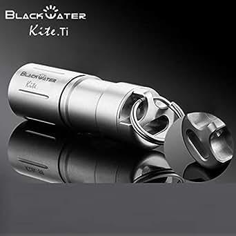 Black Water Kite XP-G2 USB Recharger Mini LED Flashlight