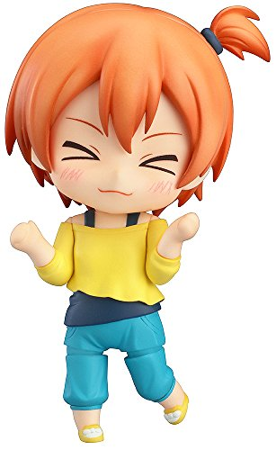 Good Smile Love Live: Rin Hoshizora Nendoroid Action Figure (Training Outfit Version)