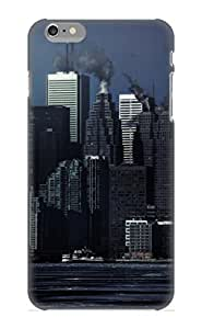 Flexible Tpu Back Case Cover For Iphone 6 Plus - Downtown