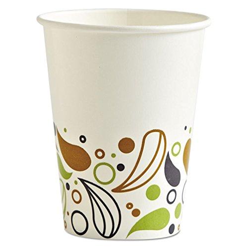 BWKDEER12CCUP - Deerfield Printed Paper Cold Cups