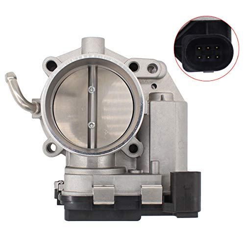 (NewYall 2.5L Fuel Injection Throttle Body)