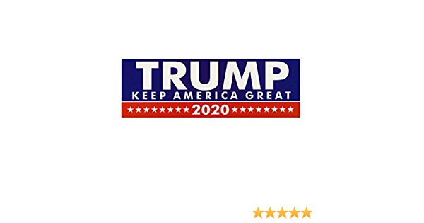 MAGA 2020 8 Make America Great Again Vinyl Sticker Decal HM1709 Thatlilcabin
