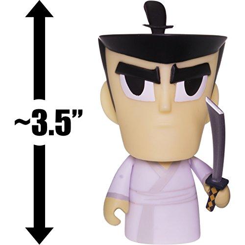 Kidrobot x Adult Swim Mini Figure (Samurai Mini Figure)