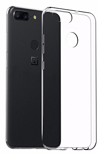 NTV Back Cover for OnePlus 5T   Transparent