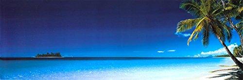 Beach - Morning Poster