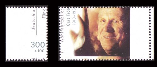 Goldhahn BRD Nr. 2147 postfrisch