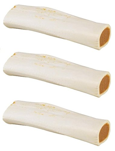 (3 Pack) Redbarn Cheese and Bacon Filled Bone, 6 Inches each